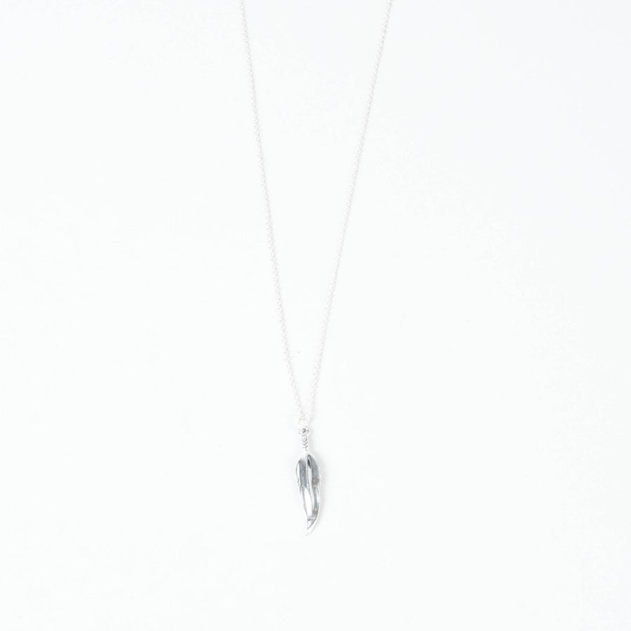 Sterling Silver Chain/Feather - 1.2 MM (24
