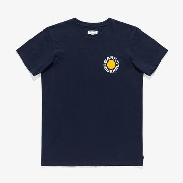 Dime Faded Tee - Dirty Denim