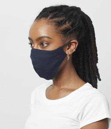 Face Covering - Navy
