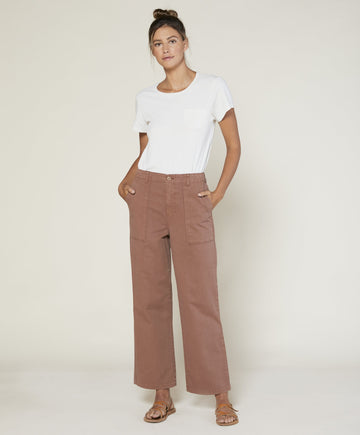 Denim Field Pants - Canyon Clay