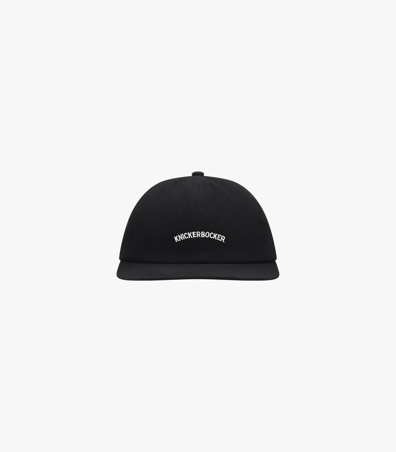 Core Logo Ball Cap - Black
