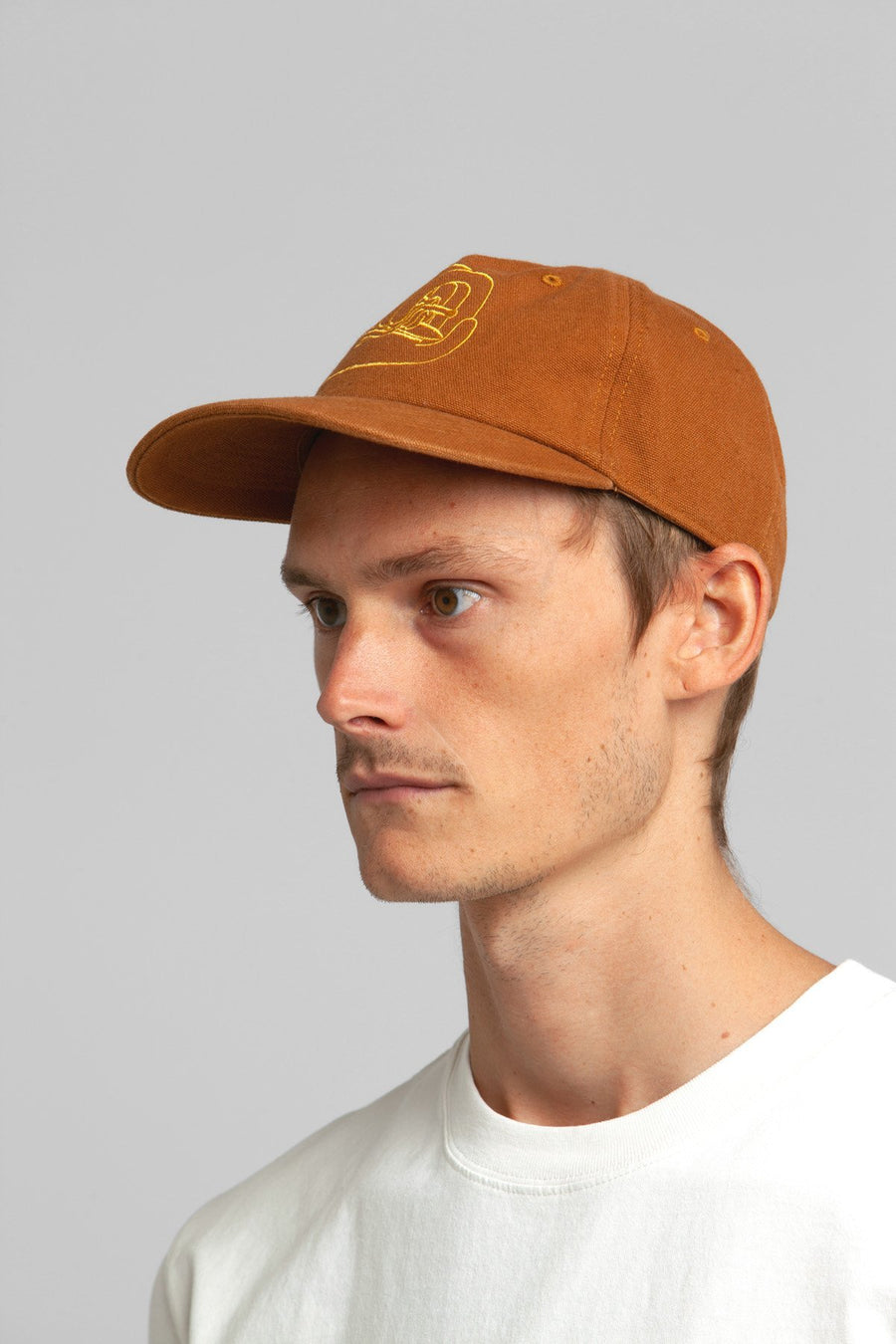 So Pitted Cap - Sun Orange