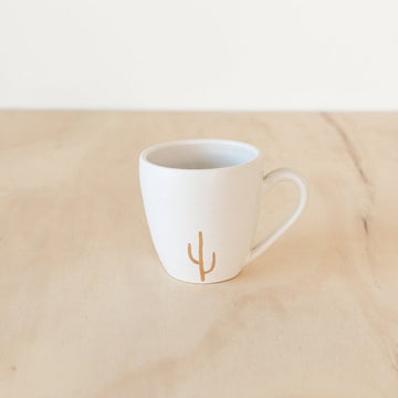 Gold Collection - Gold Cactus Mug