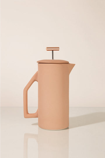 Sand Ceramic French Press