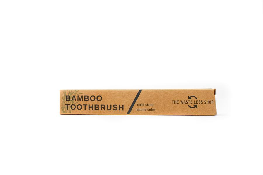 Bamboo Toothbrush - Child