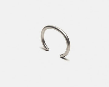 Uniform Round Cuff - Steel - Small