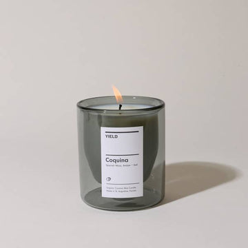 Coquina Double -Wall Candle - 6oz