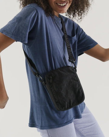 Sport Crossbody -Black