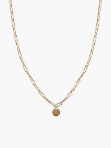 Essential Chain Necklace w/ Tag