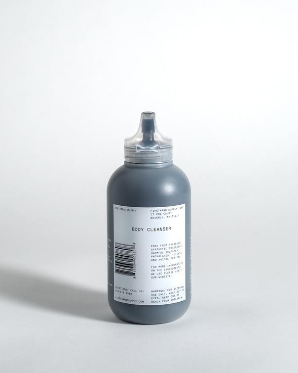 Activated Charcoal Body Cleanser-Firsthand Supply-MONIKER GENERAL