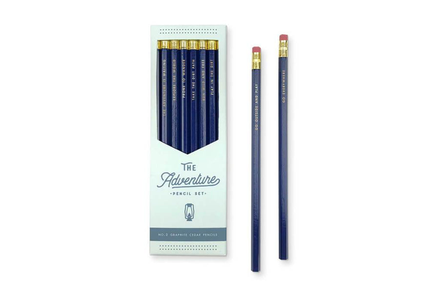 Adventure Pencil Set-Ruff House Art-MONIKER GENERAL