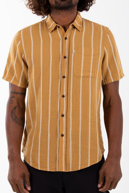 Alan Shirt - Driftwood-Katin USA-MONIKER GENERAL