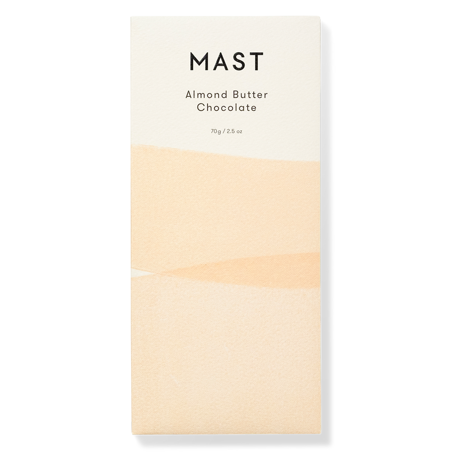 Almond Butter Chocolate- 70g-MAST Brothers-MONIKER GENERAL