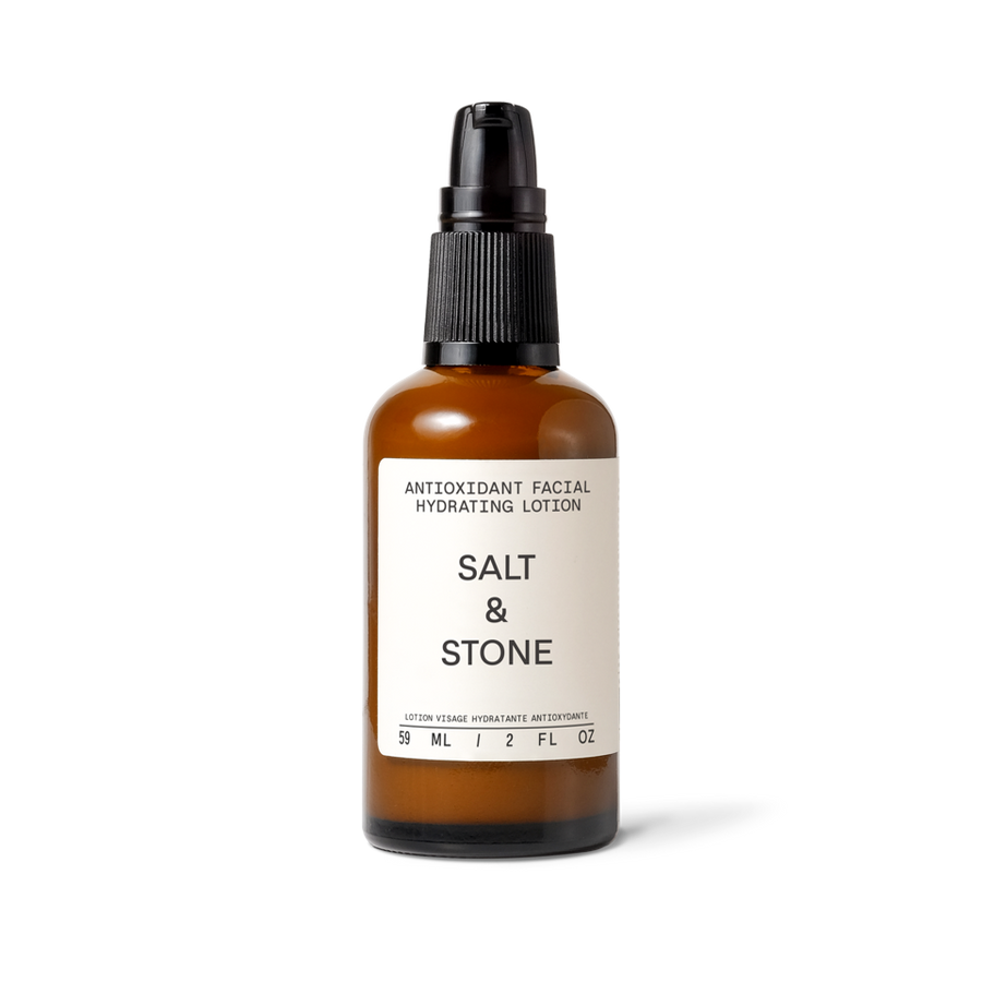 Antioxidant Facial Hydrating Lotion-Salt & Stone-MONIKER GENERAL