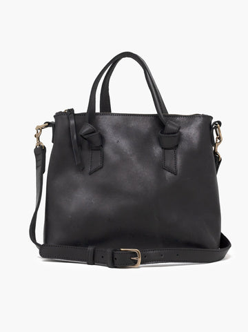 Rachel Crossbody Bag - Black