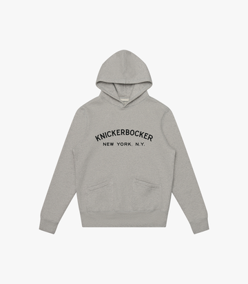 Core Logo Standard Hoody - Heather