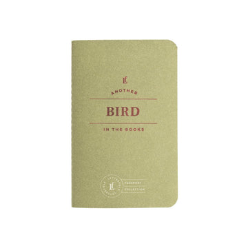 Bird Passport Journal-Letterfolk-MONIKER GENERAL