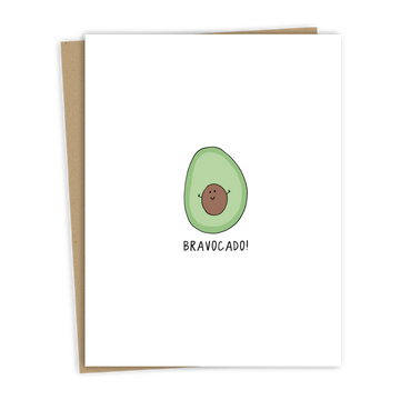 Bravocado Card-Rockdoodles-MONIKER GENERAL