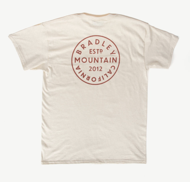 Brick & Mortar Tee-Bradley Mountain-MONIKER GENERAL