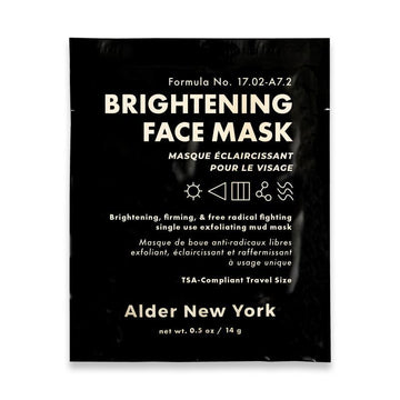Brightening Face Mask - Single-Alder New York-MONIKER GENERAL