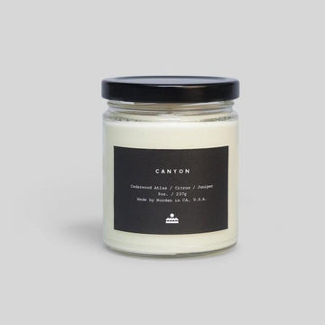 Canyon 8 oz. Jar Candle-Norden Goods-MONIKER GENERAL