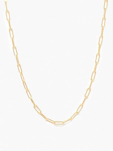 Essential Chain Necklace - Gold