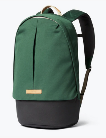 Classic Backpack Plus - Forest-Bellroy-MONIKER GENERAL