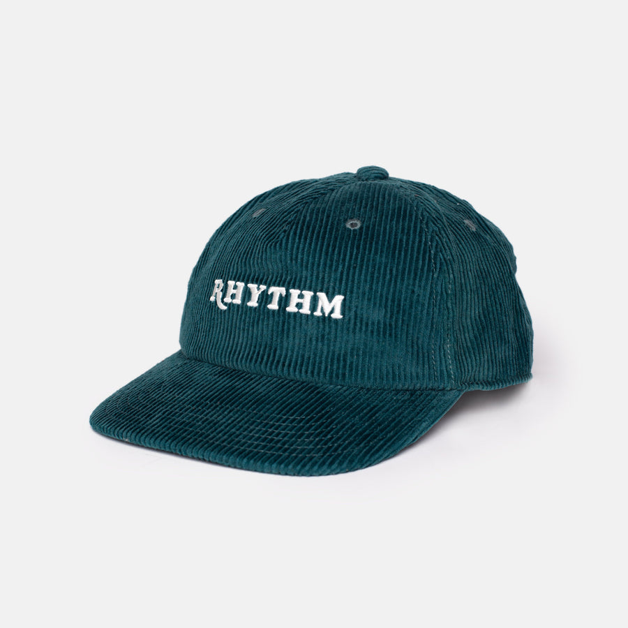 Classic Cap in Duck Green-Rhythm.-MONIKER GENERAL