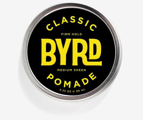 Classic Pomade 3 oz.-Byrd-MONIKER GENERAL