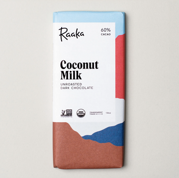 Coconut Milk Chocolate Bar-Raaka Chocolate-MONIKER GENERAL