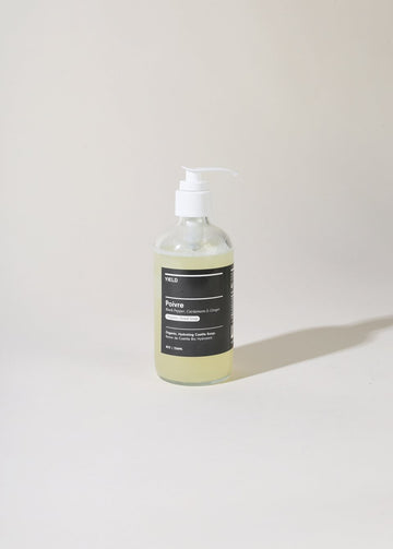 Organic Hand Soap - 8oz Bottle - Poivre