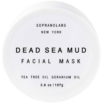 Dead Sea Mud Detox Mask (3.8 oz)-SopranoLabs-MONIKER GENERAL