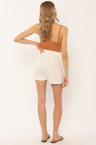 Delilah Knit Short in Casa Blanca-Amuse Society-MONIKER GENERAL