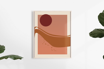 Dunes Art Print-Buhlaixe Ornament + Object-MONIKER GENERAL