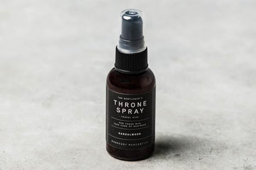 Travel Size Throne Spray : Sandalwood