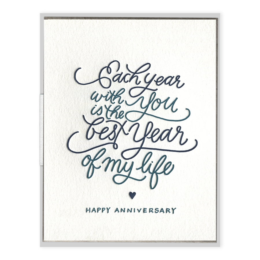 Each Year With You Card-Ink Meets Paper-MONIKER GENERAL