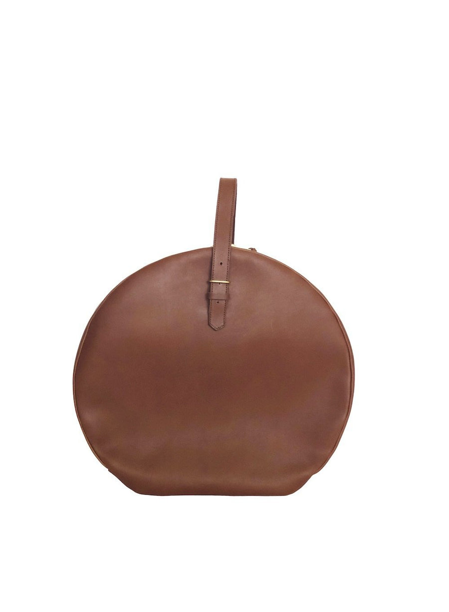 Grande Work Bag in Cognac-Boutonne-MONIKER GENERAL