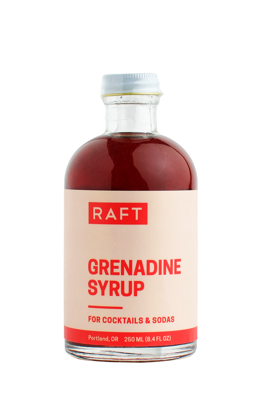 Grenadine Syrup-RAFT-MONIKER GENERAL