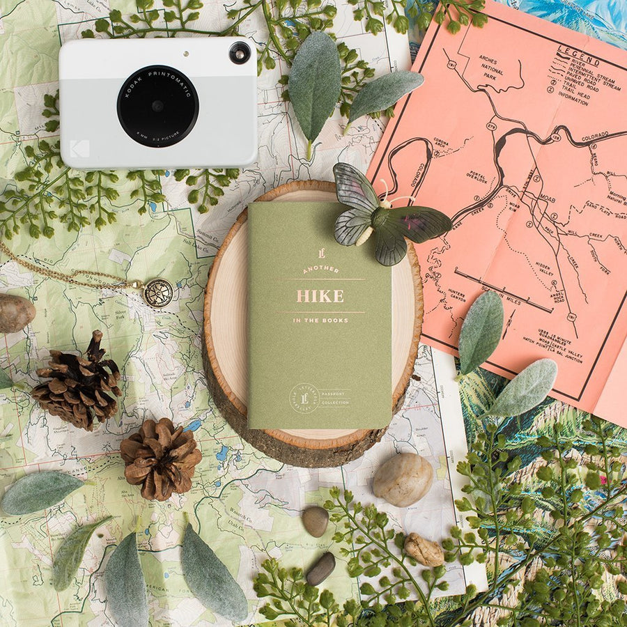 Hike Passport Journal-Letterfolk-MONIKER GENERAL