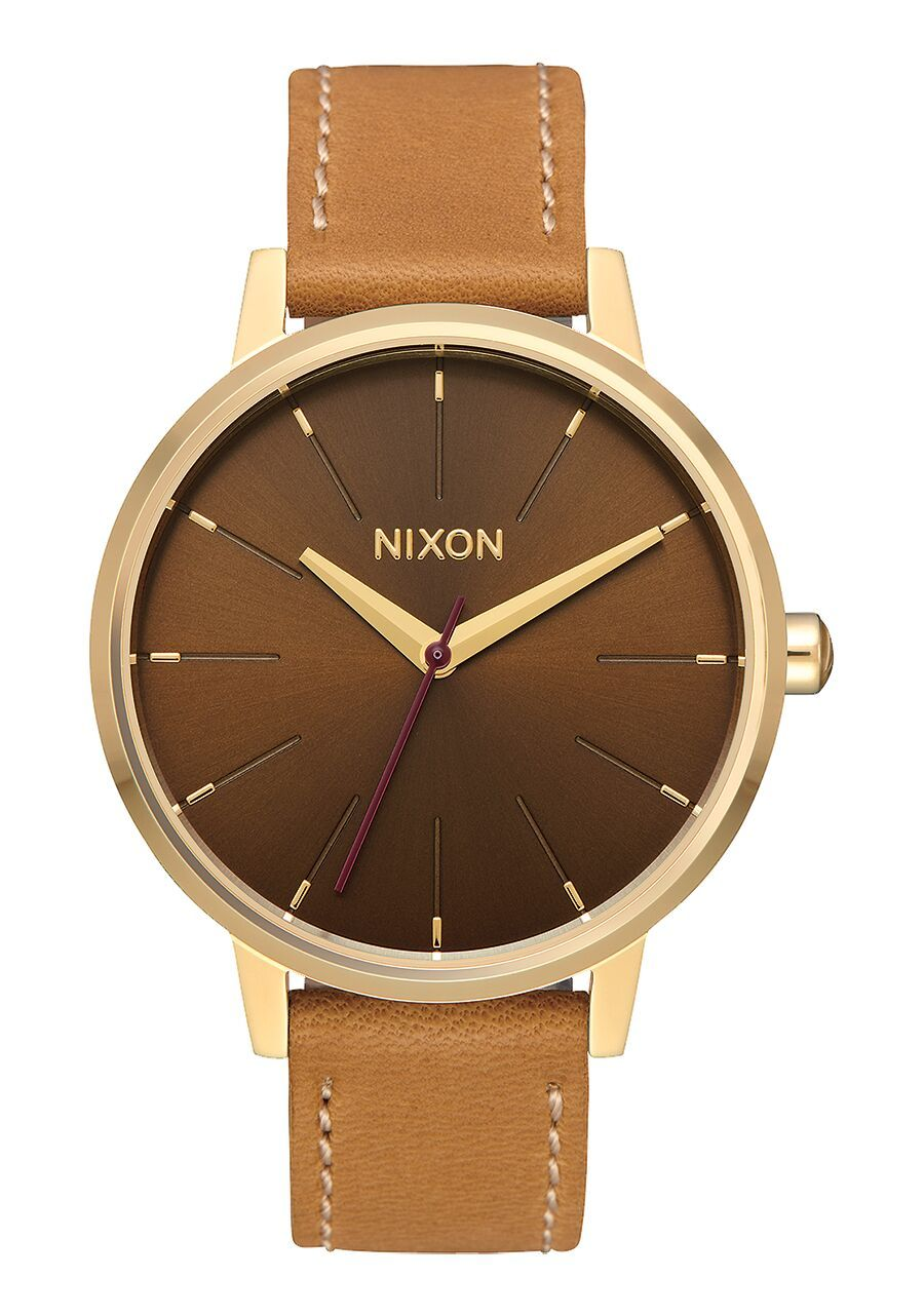 Kensington Leather Light Gold / Manuka / Saddle-Nixon-MONIKER GENERAL