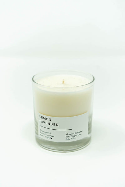 Lemon Lavender Candle / 11oz