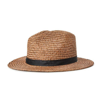 Lera III Fedora - Brown-Brixton-MONIKER GENERAL