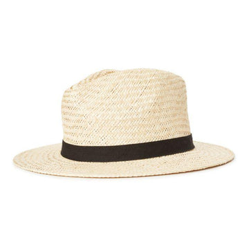 Lera III Fedora - Tan/Black-Brixton-MONIKER GENERAL