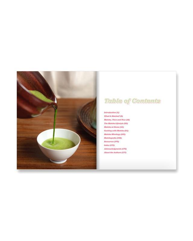 Matcha: A Lifestyle Guide Book