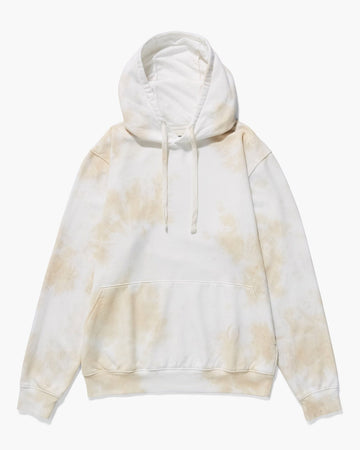 Men's Pullover Hoodie - Washed Out-Richer Poorer-MONIKER GENERAL