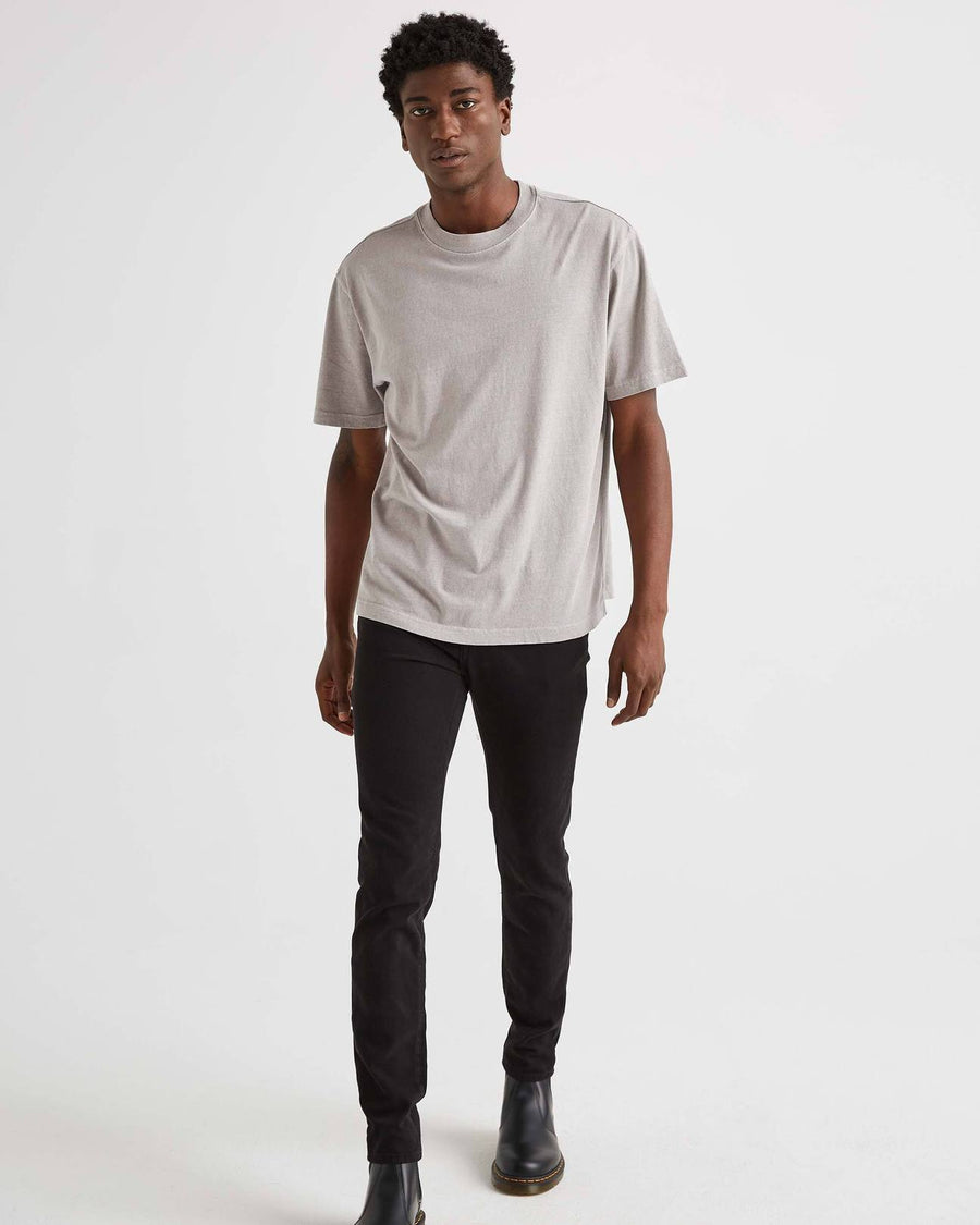 Men's Relaxed Tee - Wet Weather-Richer Poorer-MONIKER GENERAL
