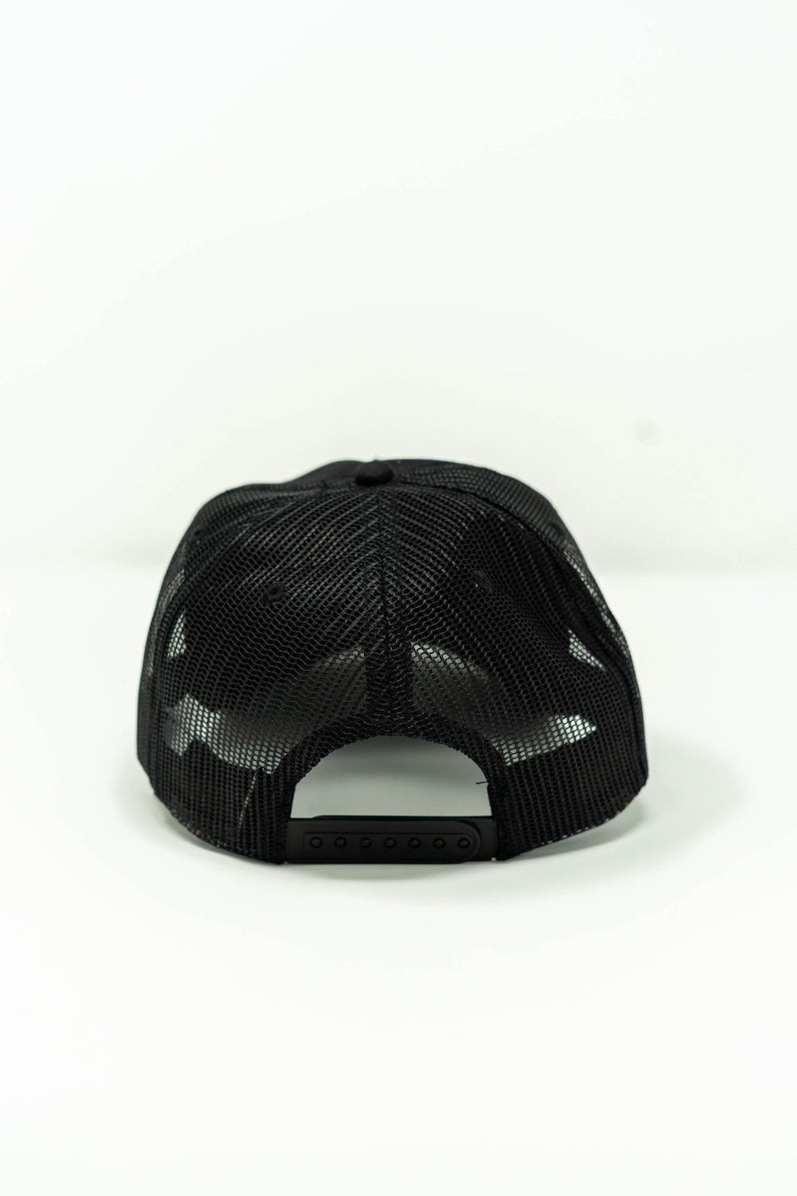 Moniker Brand Trucker Hat in Black