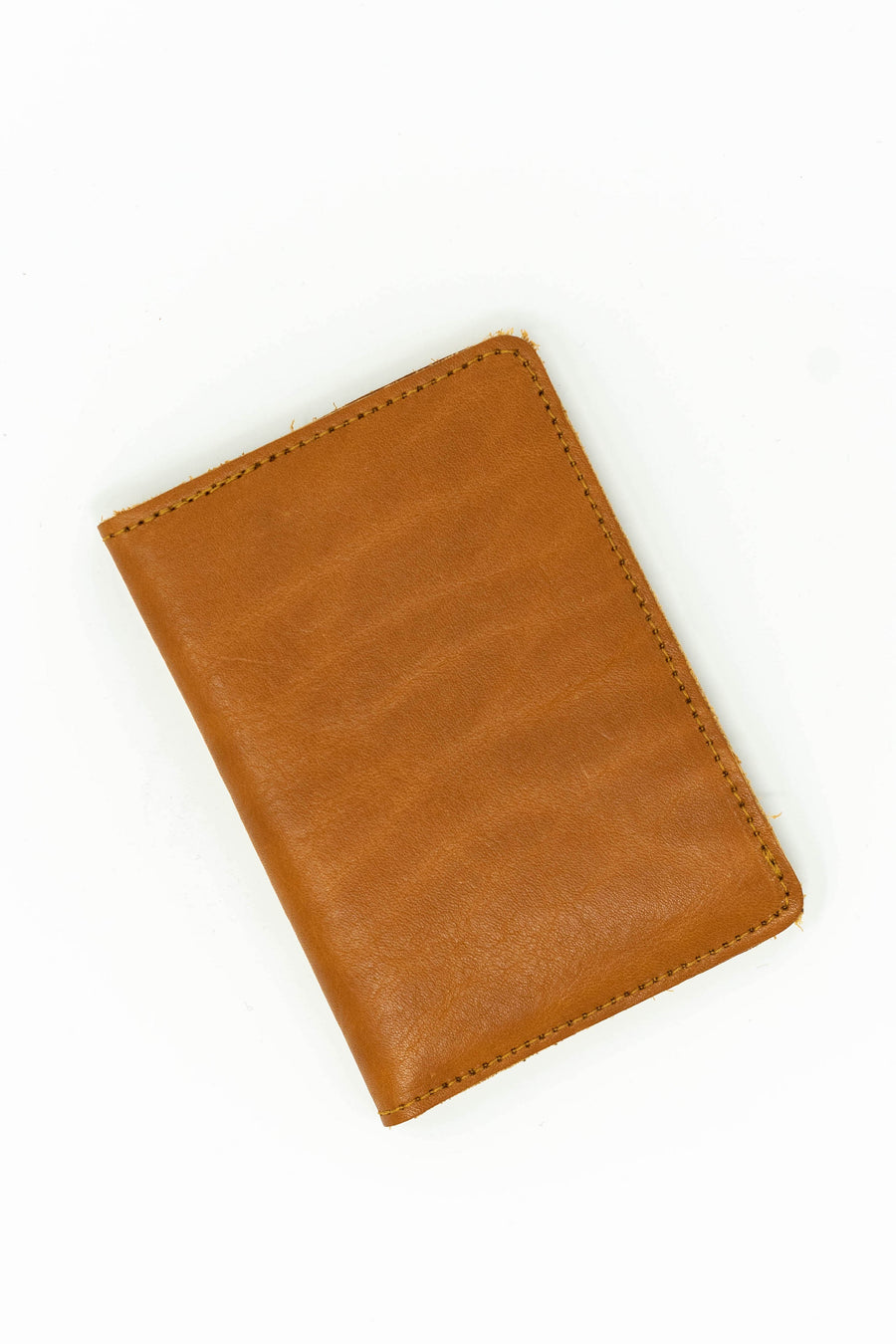 Moniker Leather Passport Wallet