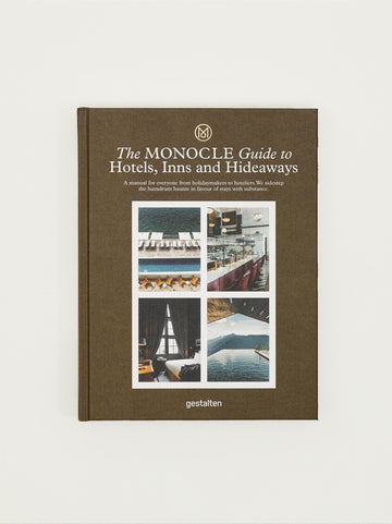 Monocle Guide to Hotels, Inns & Hideaways-Monocle-MONIKER GENERAL