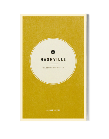 Nashville Field Guide-WILDSAM-MONIKER GENERAL